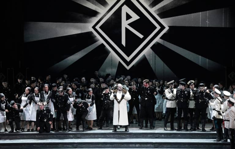 Opera: Rienzi i Berlin