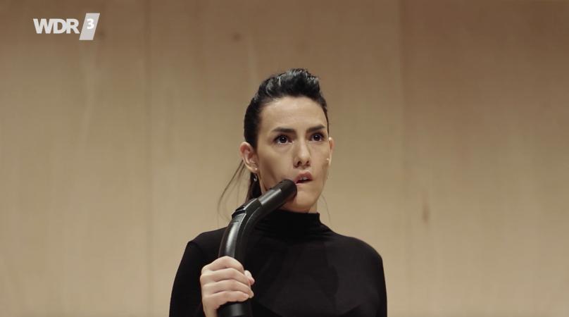 Carola Bauckholt (2020) Witten Vakuum