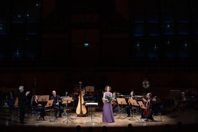 notabu und Spectra Ensemble mit Juliane Banse