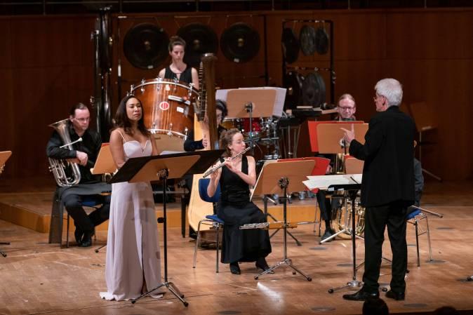 notabu und Spectra Ensemble mit Marisol Montalvo