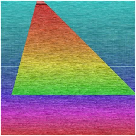 Adrian Sauer, 16.777.216 Farben auf 35 Bildern für Essen (Detail), Foto: Adrian Sauer, 2019