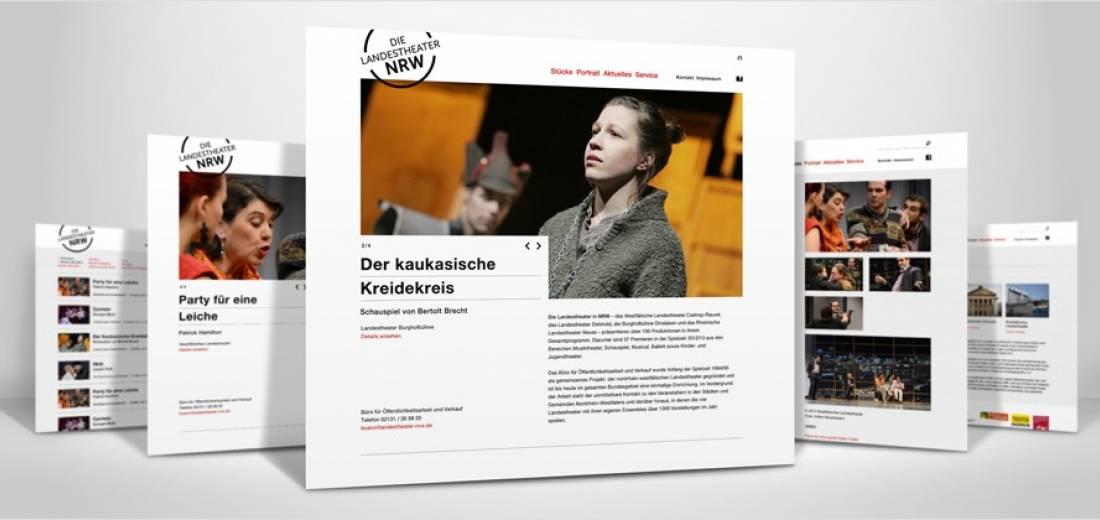 Die Landestheater NRW