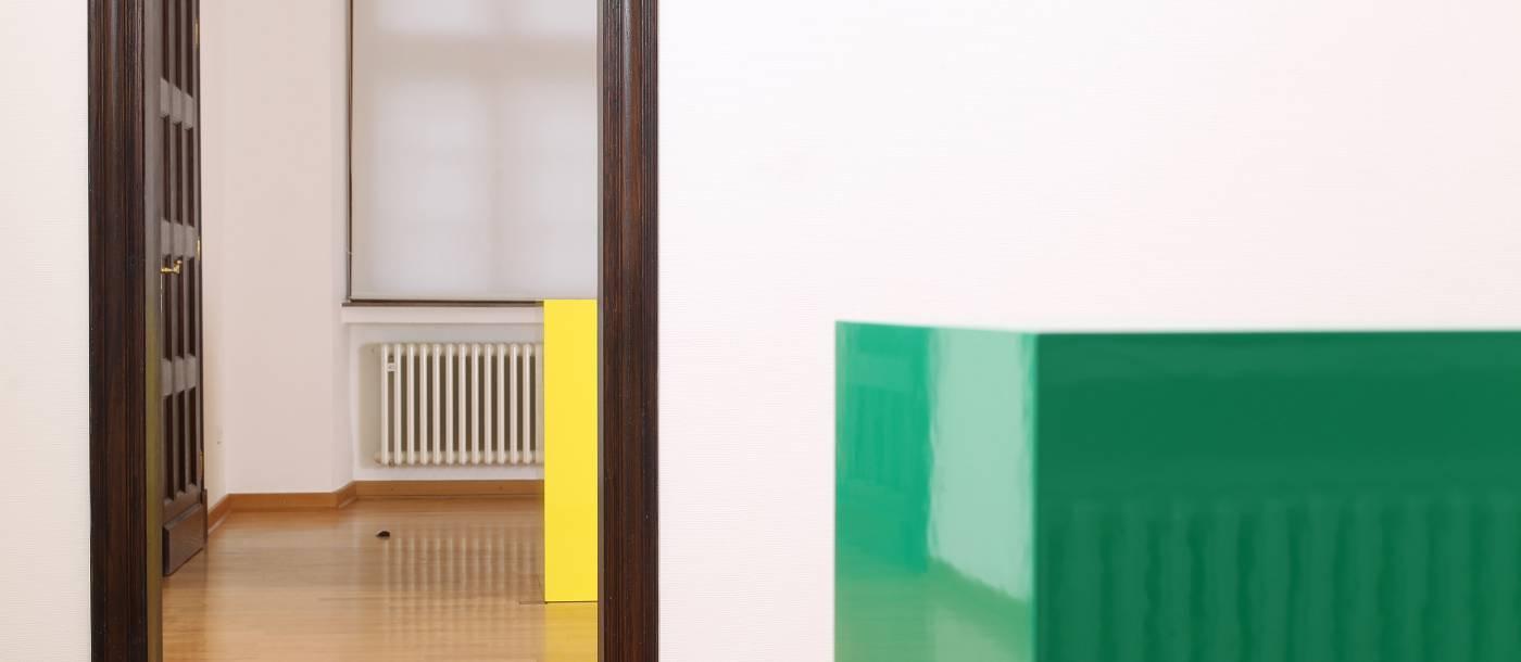 Rainer A.K. Brinkschröder: Braker Mitte 39 Städtische Galerie Eichenmüllerhaus Lemgo