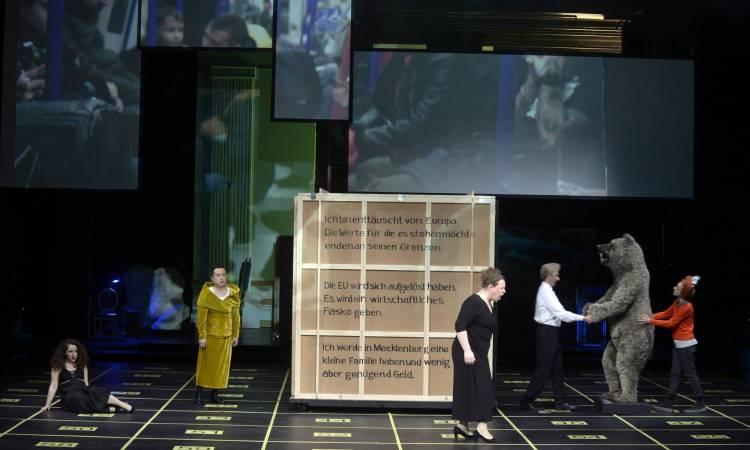 Europeras 1&2  von John Cage