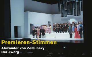 """Alexander von Zemlinsky """"Der Zwerg"""""""