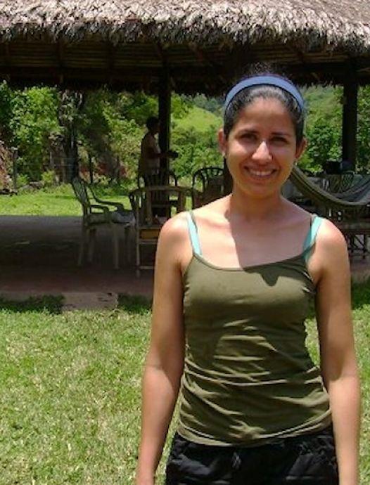 Ana Soliz Landivar de Stange