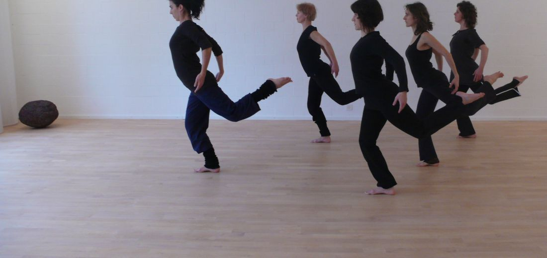 Berufsbegleitende Ausbildung in Bewegungs-/Tanzpädagogik