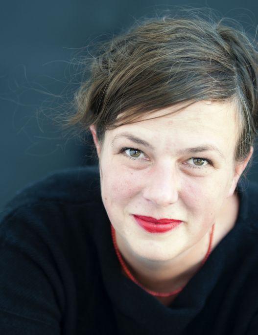 Alice Buddeberg, © Kerstin Schomburg