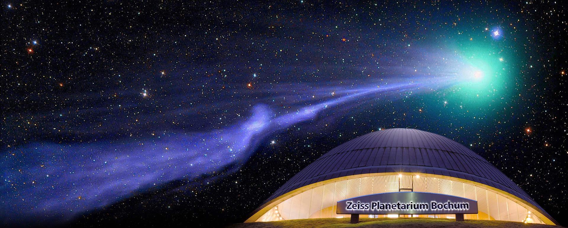 Dino City Bochum Karte.Planetarium Bochum Wir Zeigen Das Größte