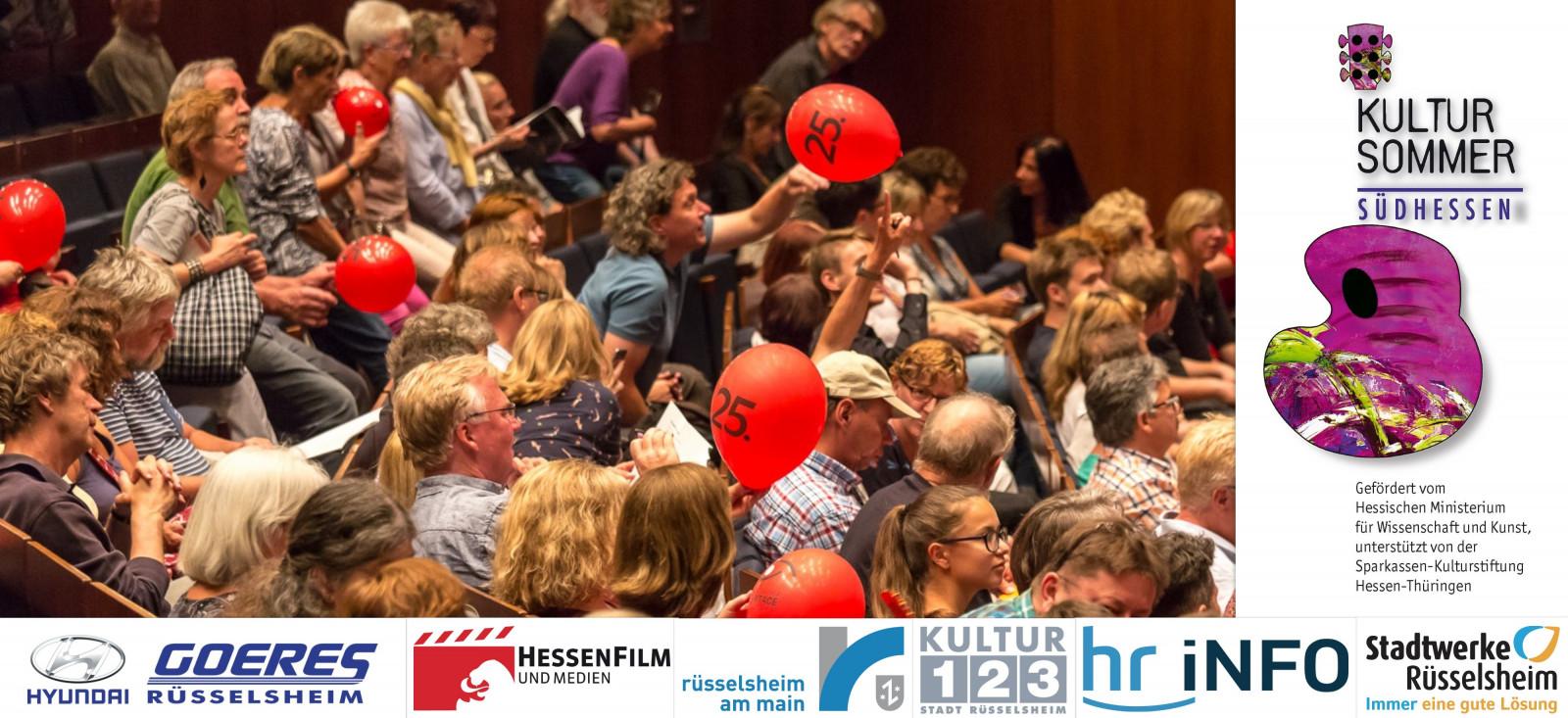 28. Rüsselsheimer Filmtage 2021 am 18. und 19.6