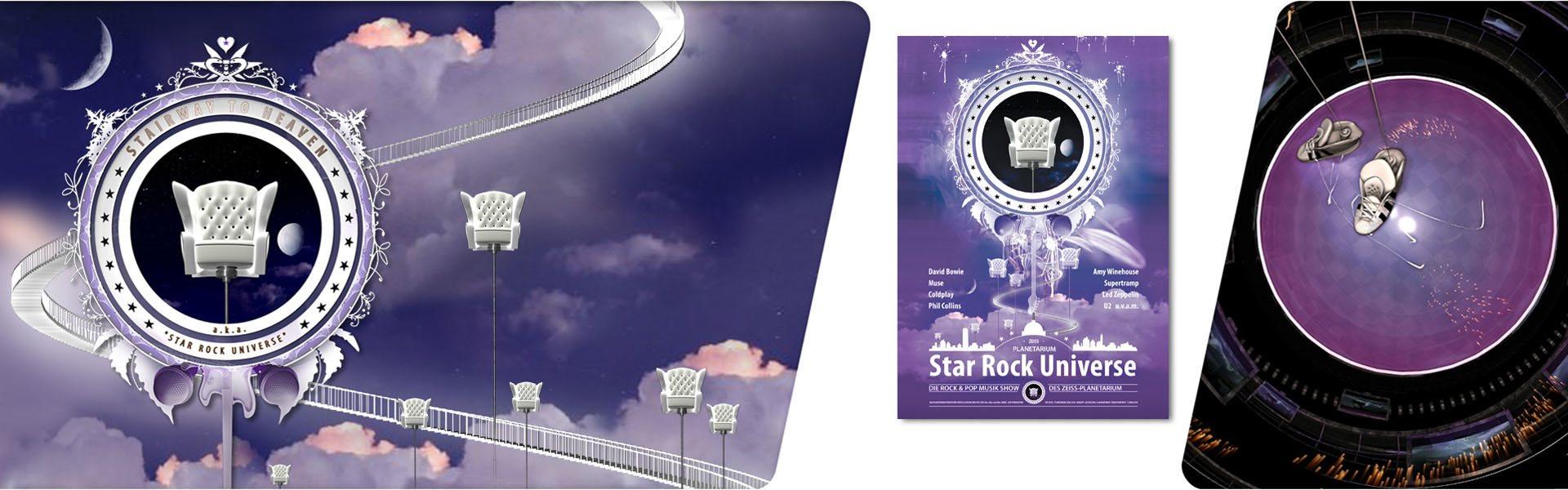 Star Rock Universe