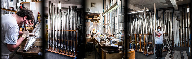 ARTSPACE - Geburt einer Königin – Orgelbau Klais Bonn