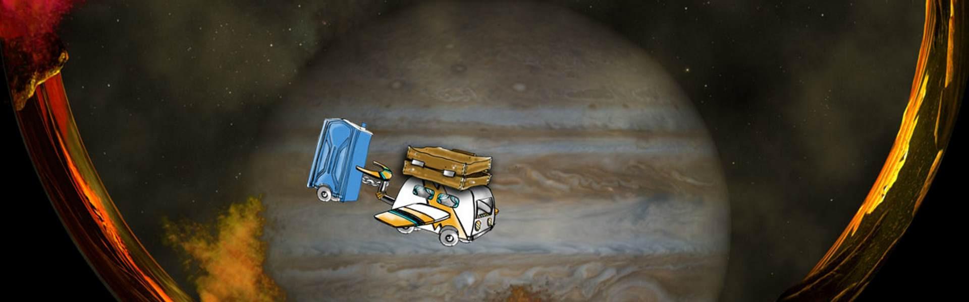 Abenteuer Planeten