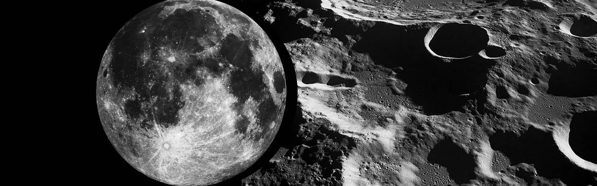 Reiseziel Mond