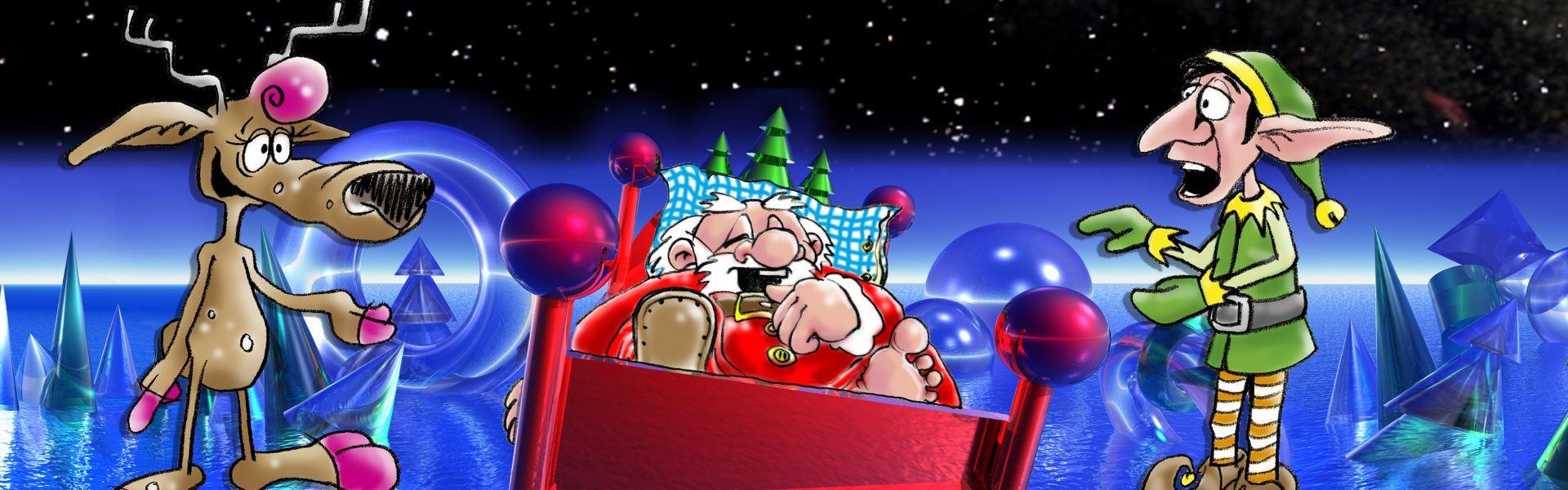 Wer rettet den Weihnachtsmann?