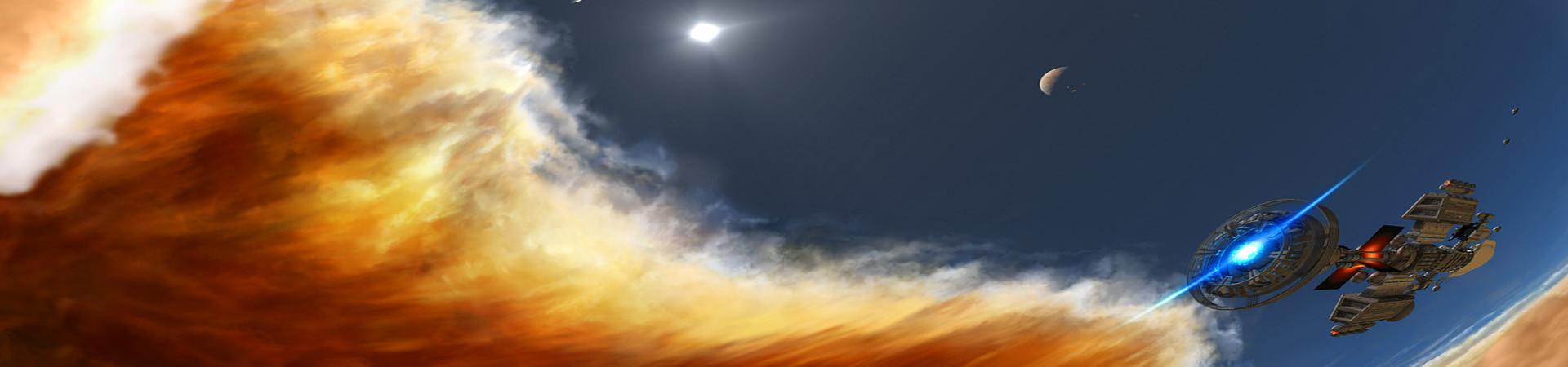 Planeten - Expedition ins Sonnensystem Header kl.
