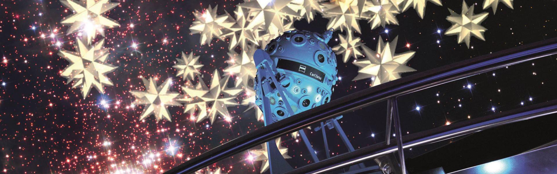Sternenglanz zur Weihnachtszeit