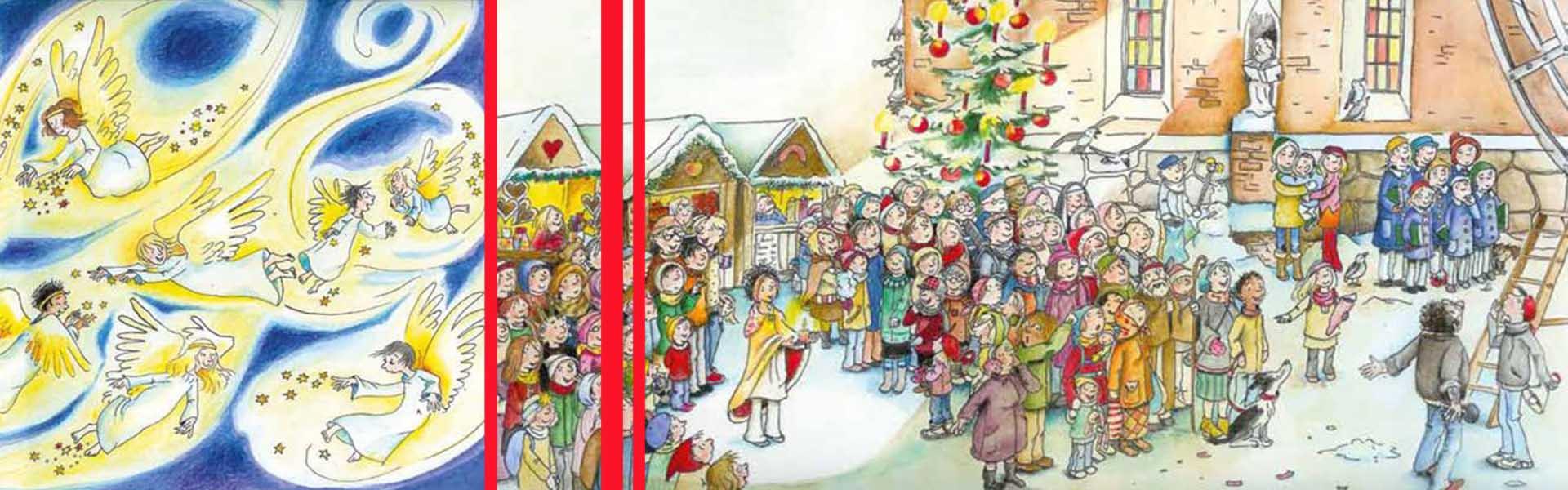 Die Himmelskinder-Weihnacht
