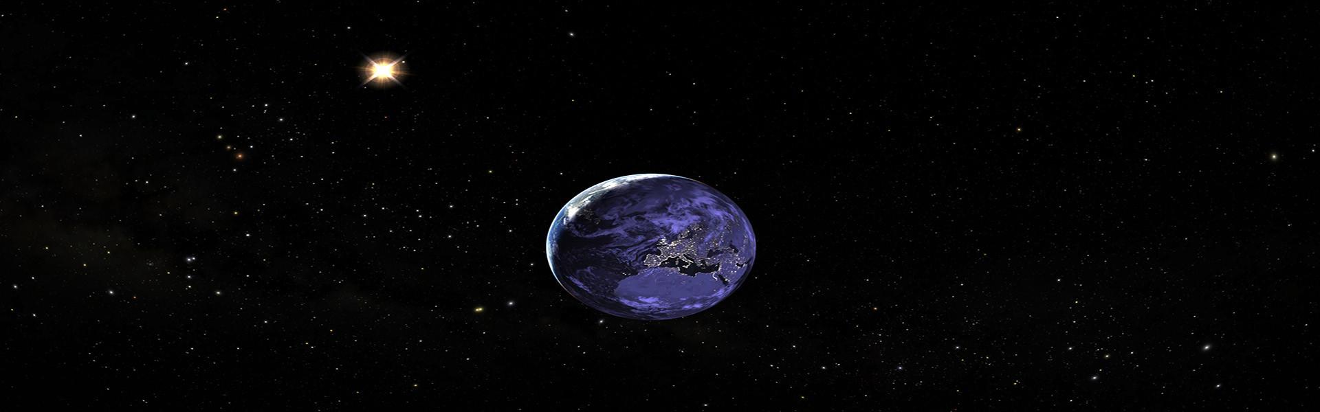 Floating Universe