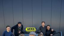 Taxi Taxi - Doppel leben hält besser
