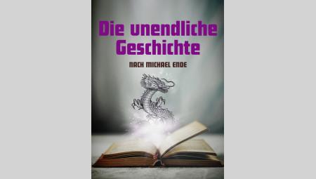 Plakatmotiv Die unendliche Geschichte