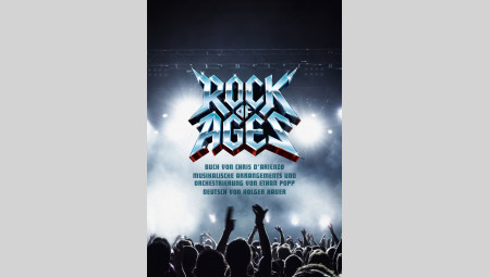 Plakatmotiv Rock of Ages