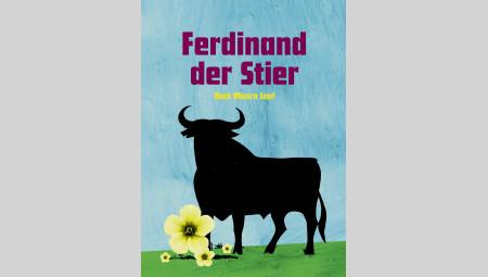 Plakatmotiv Ferdinand der Stier