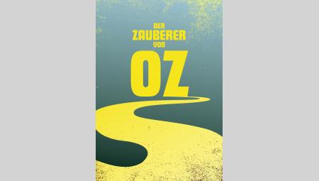 Plakatmotiv Der Zauberer von Oz