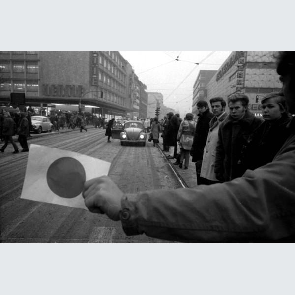 Pixelprojekt Ruhrgebiet Der Rote Punkt Im Revier