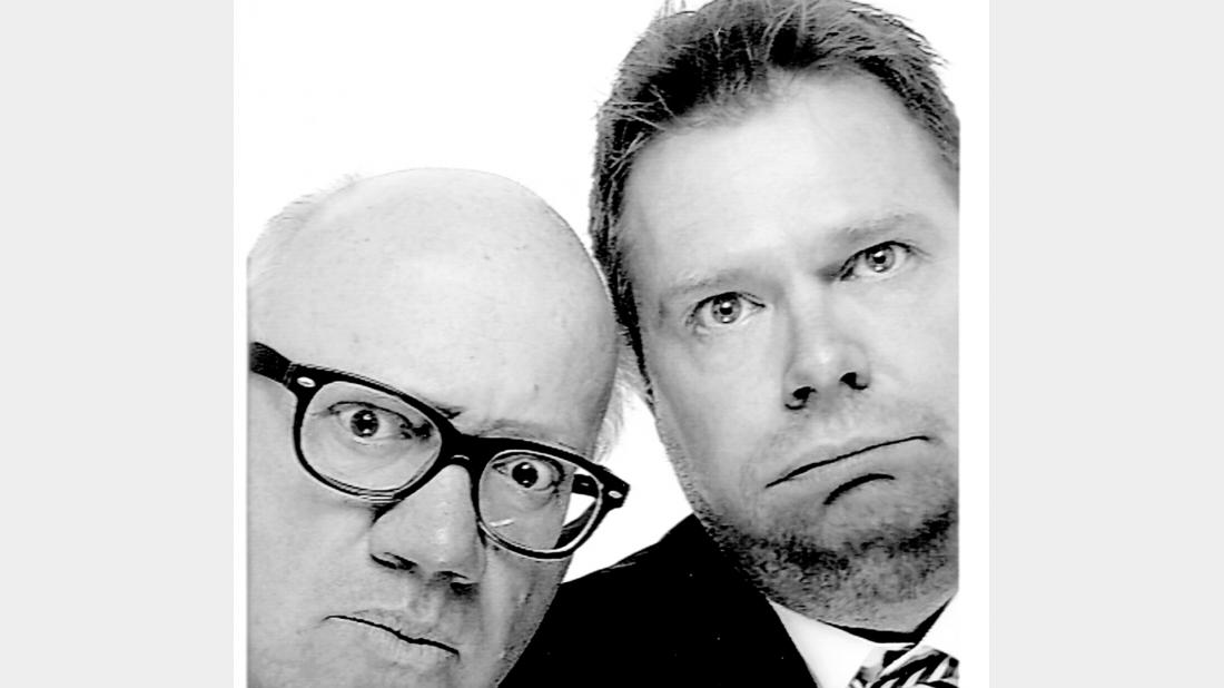 Teil 1 – Wegen Eröffnung geschlossen - mit Michael Frowin und Dietmar Loeffler
