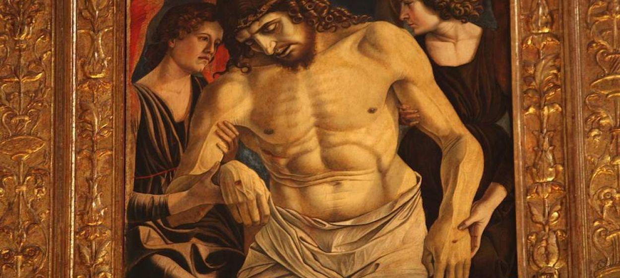 Giovanni Bellini and  Andrea Mantegna