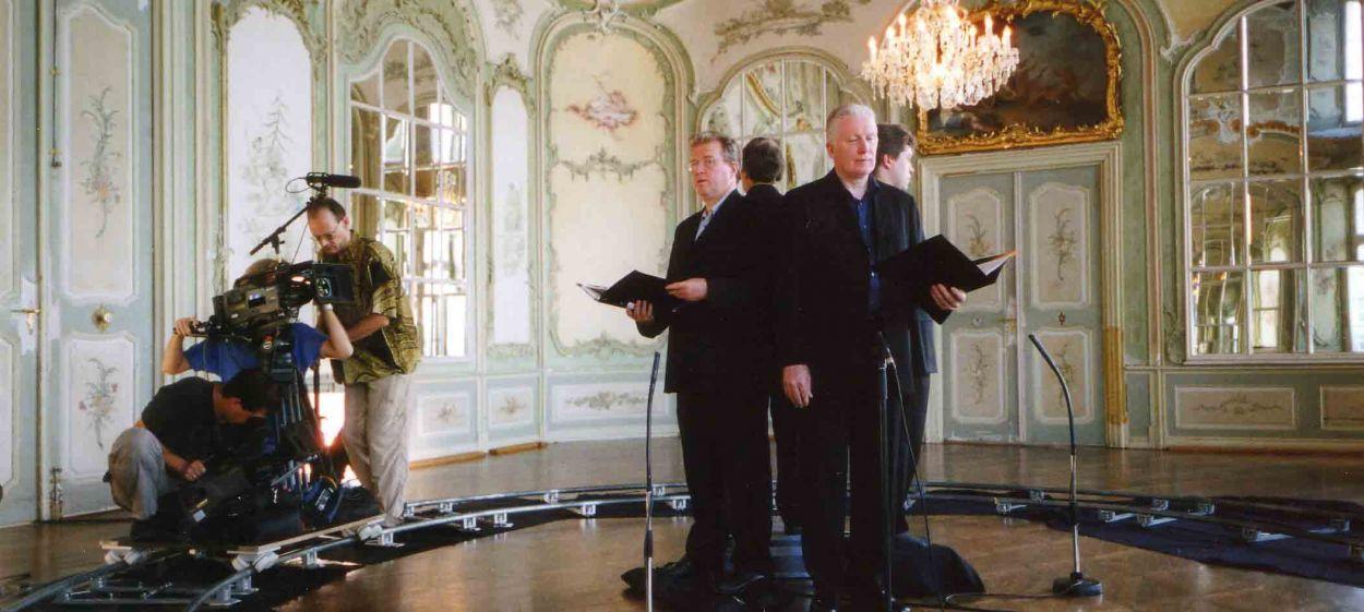 Wenn Engel singen: Das Hilliard Ensemble