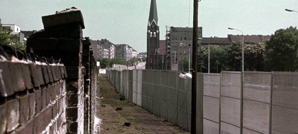 Bernauer Strasse - A Street Divided