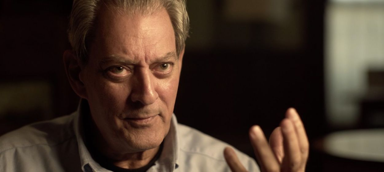 Paul Auster – In The Land Of Strangeness