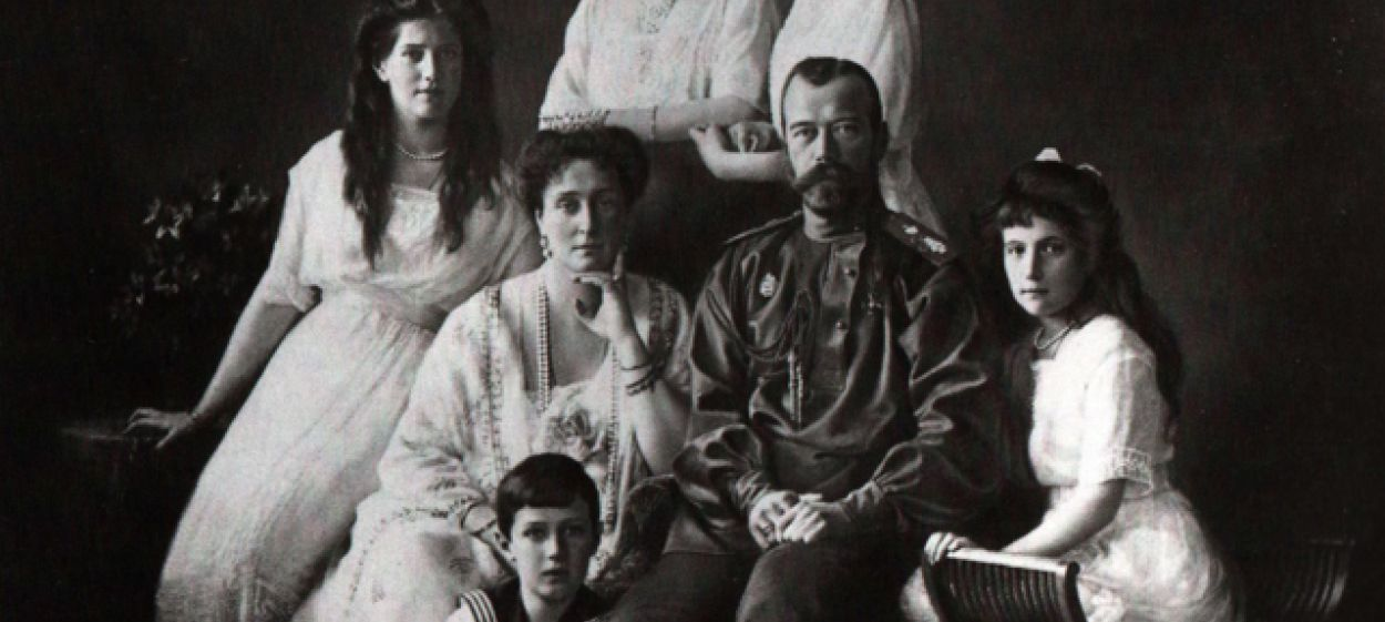 THE ROMANOVS – Glory and Fall of the Czars