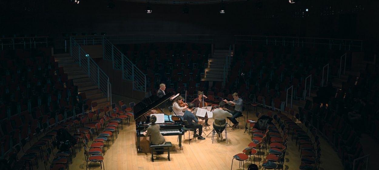 Beyond the Music - Barenboim-Said Academy