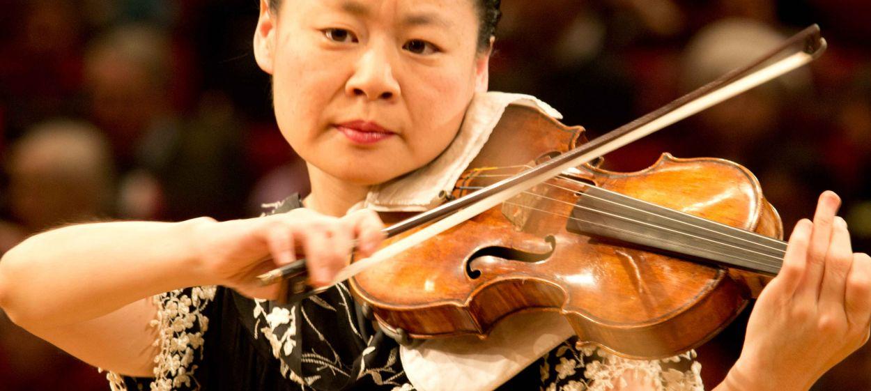 Interview mit der Geigenvirtuosin Midori