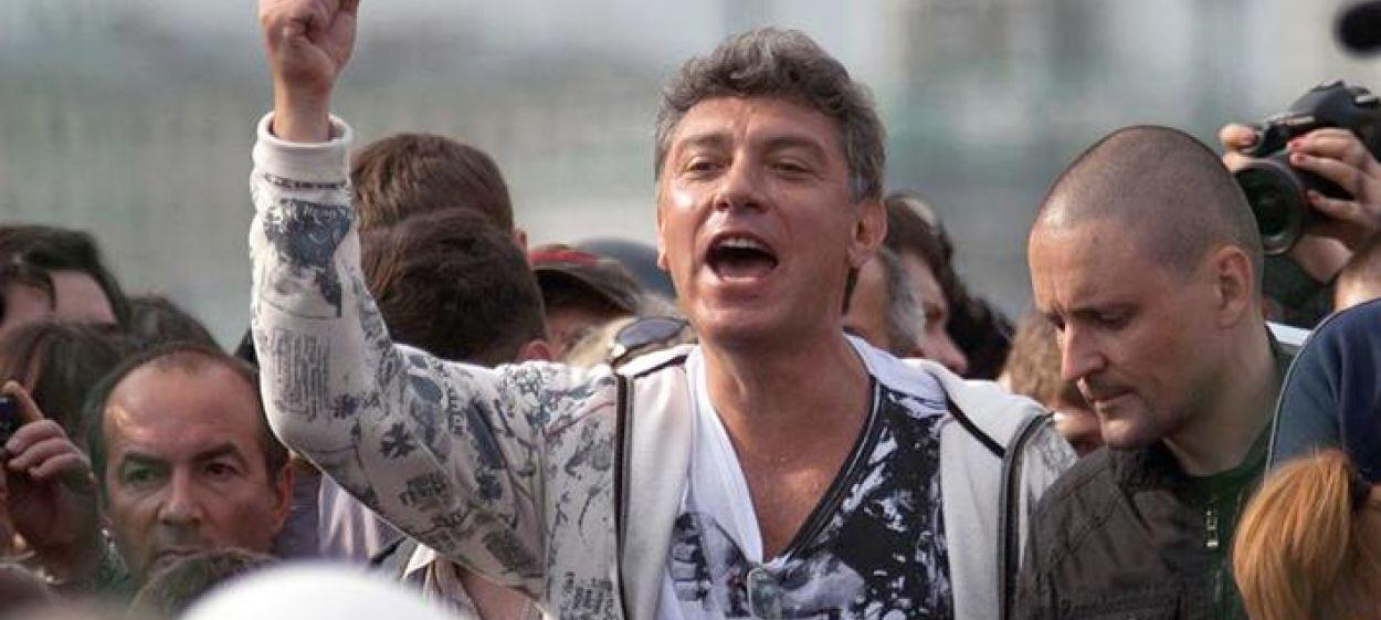 Boris Nemtsov - Shot in the Shadow of the Kremlin