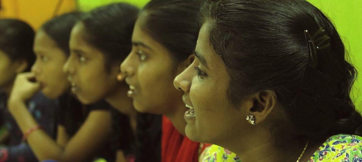 Girls of Paadhai