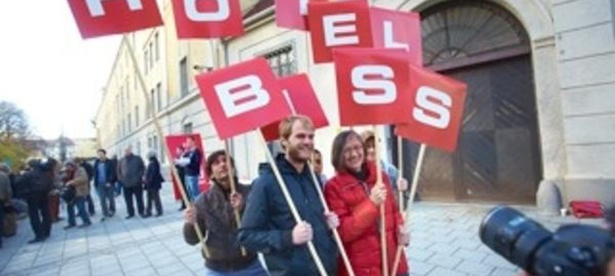 Hotel BISS - Vision of a Civil Movement