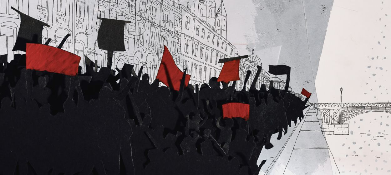 1917 - The Real October. Artists in Times of Revolution