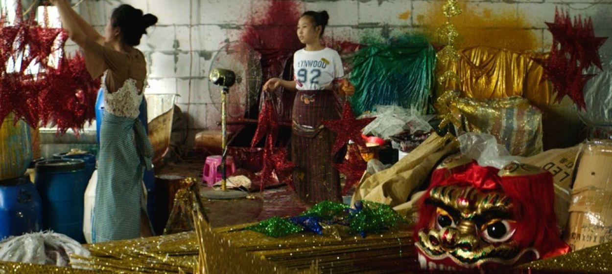 Merry Christmas, Yiwu