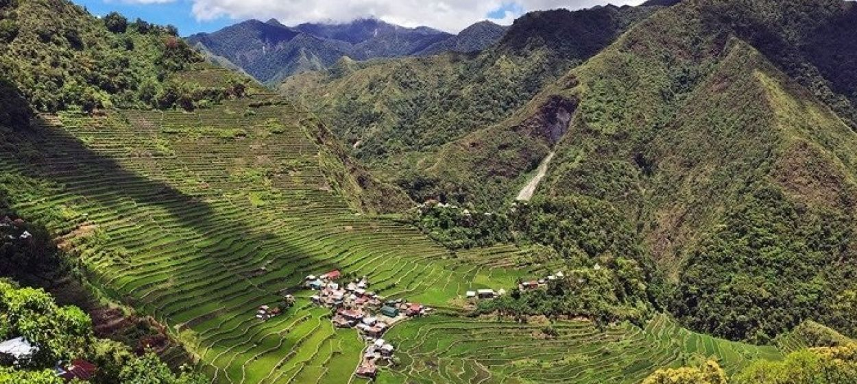 Close to Heaven - The Rice Terraces of the Philippines