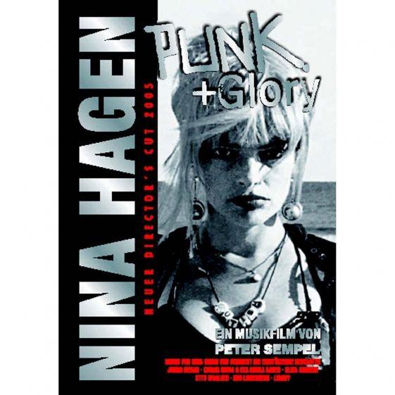 NINA HAGEN - PUNK+GLORY