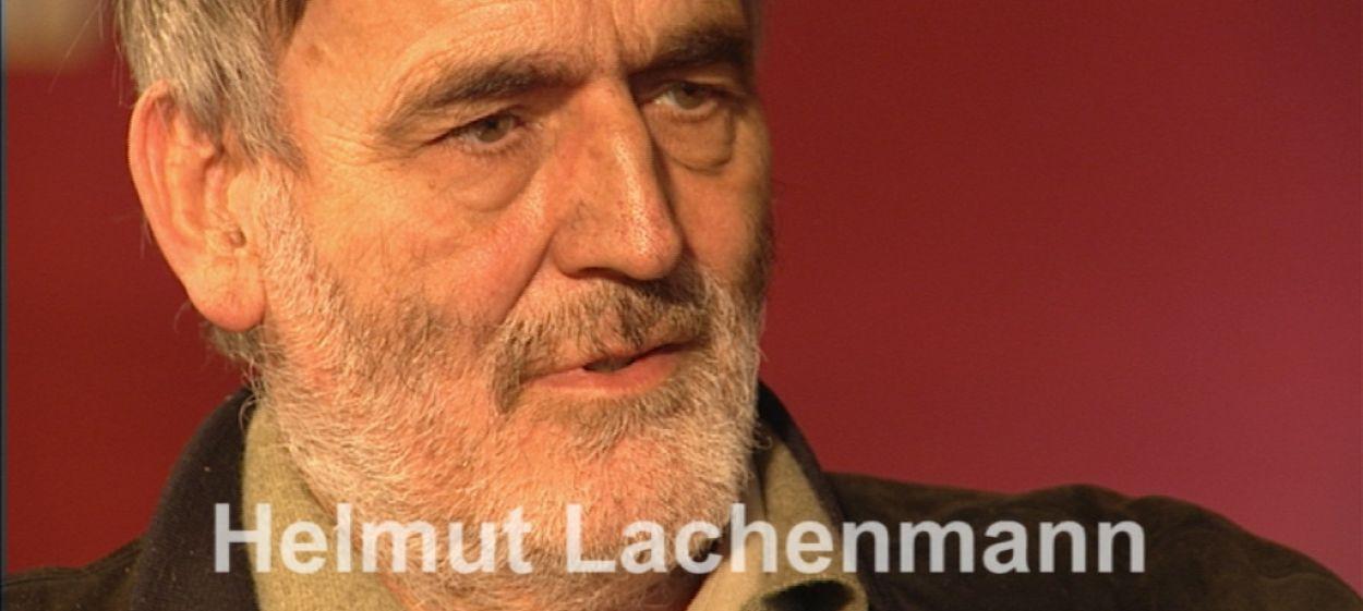 Helmut Lachenmann und Wolfgang Rihm im Gespräch (10 Jahre später)