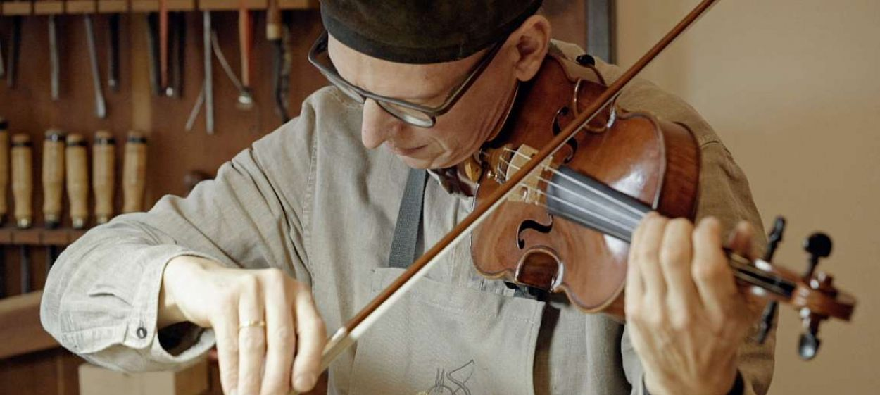 The Violin's Voice