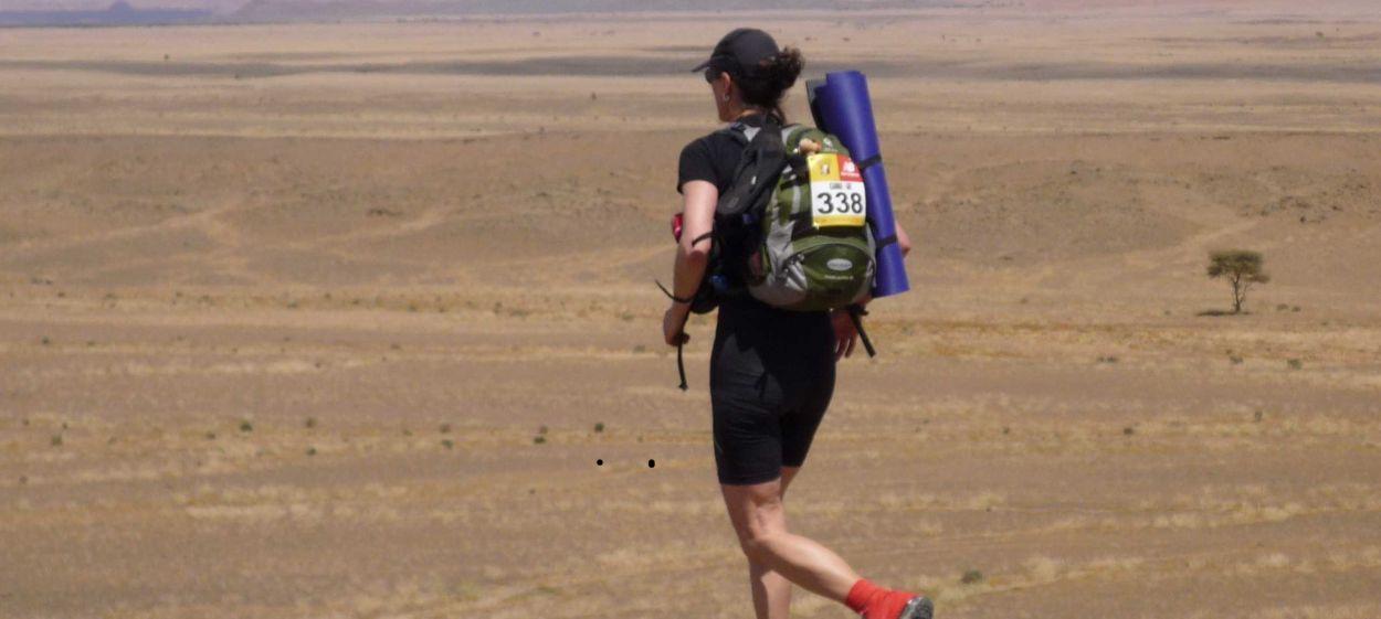 MY DESERT HAPPINESS  Running through the Sahara - the Marathon des Sables