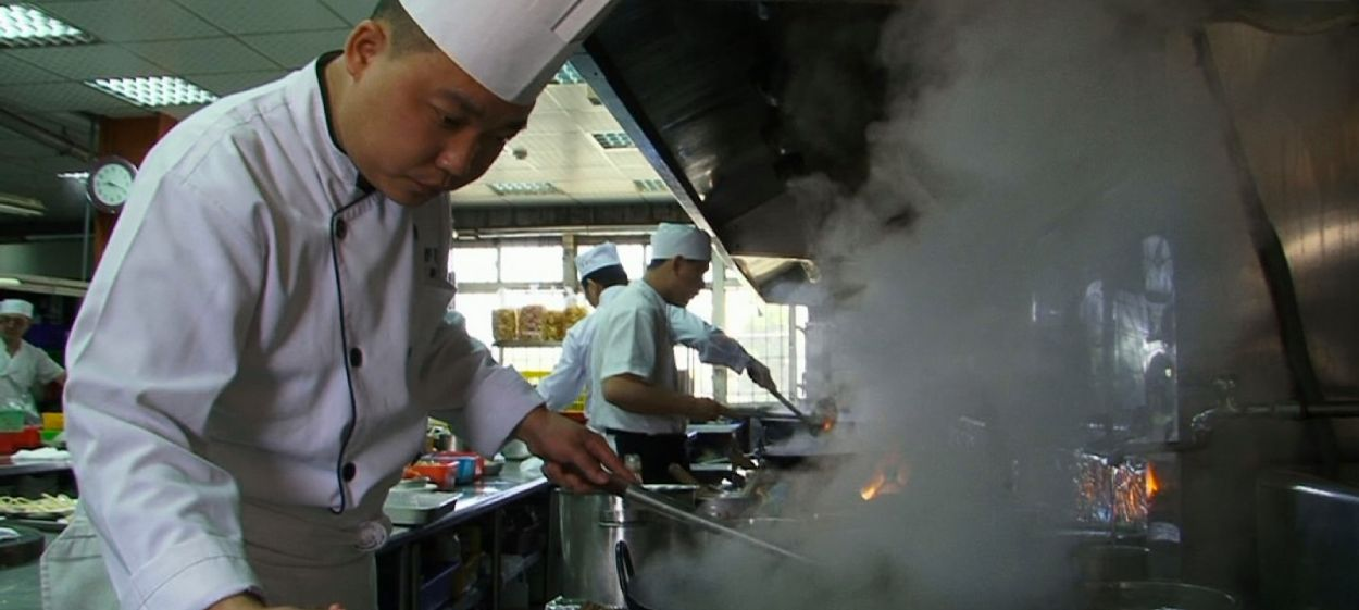 THE RAW AND THE COOKED - A Culinary Journey Through Taiwan
