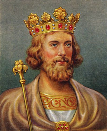 Deadly Power Games - Edward II King of England