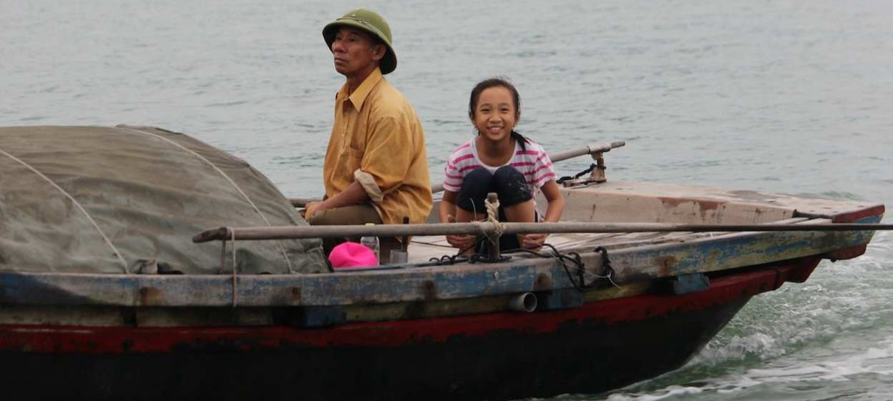 Vi From the Floating Village